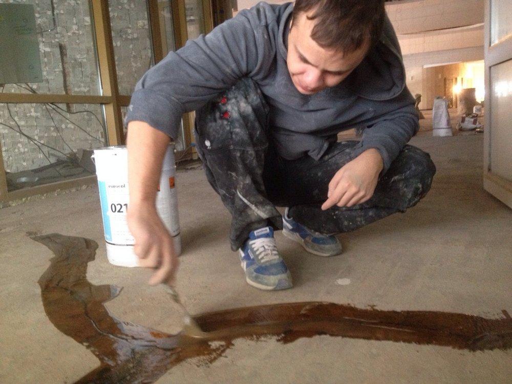 Состав для ремонта бетона своими руками 42